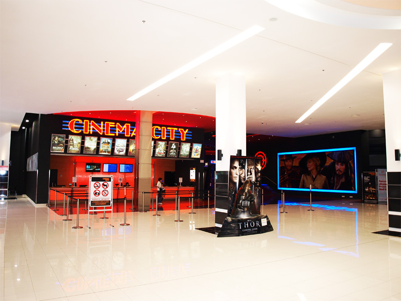 Promenada Mall Braila Cinema