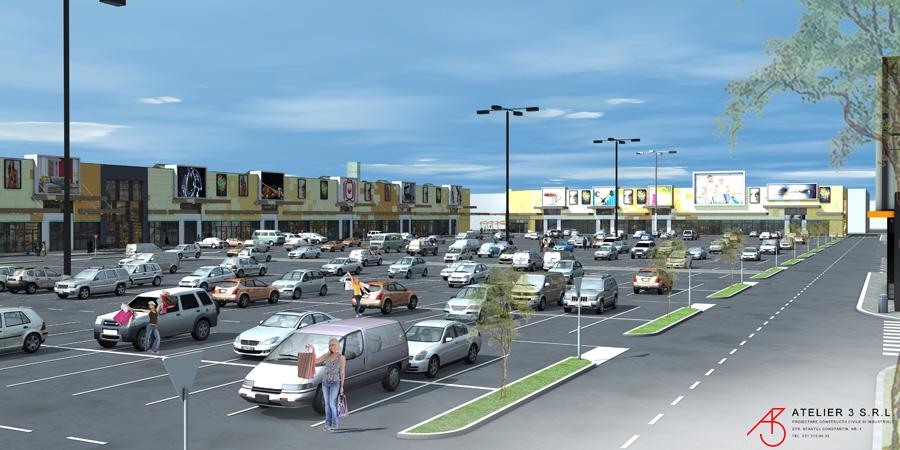 Vulcan Retail Park