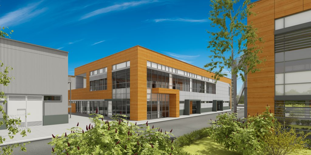 Eti Property Development : Full design project and permitting undertook for eti