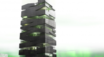 Vertical Wind Turbines Integration into Buildings