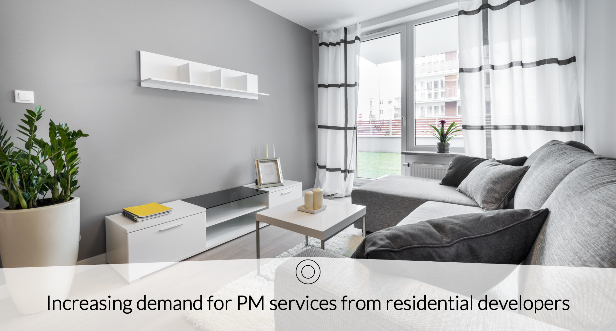 increasing demand for project management services from residential