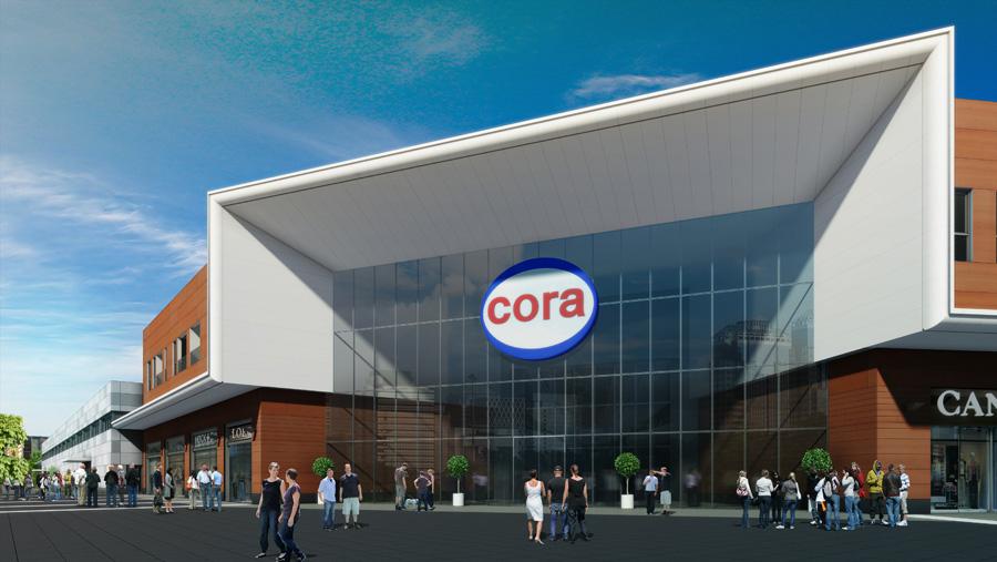 Cora Romania