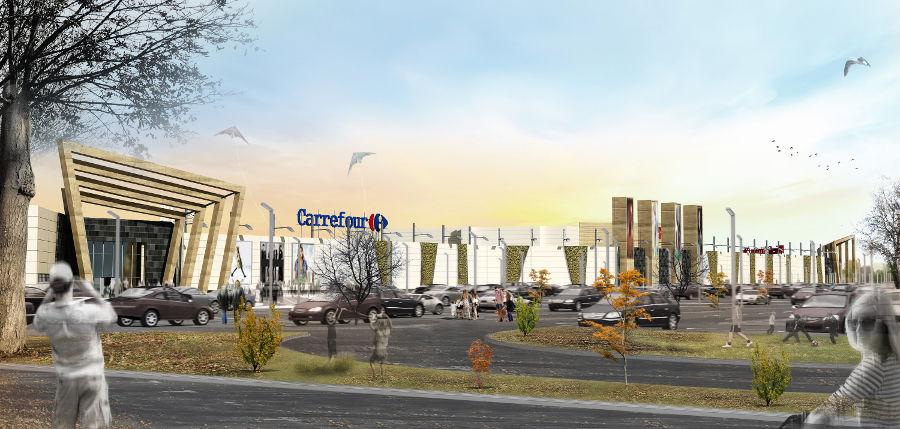 NEPI Invest/Carrefour Property JV