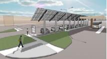 Photovoltaic Carport – 0.65 MW