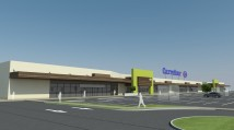 Carrefour Brasov Extension