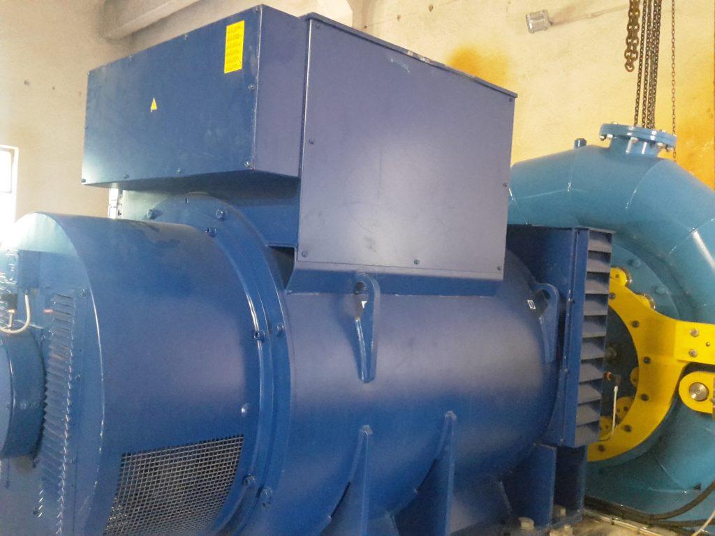 1. Hydro Power Plant Project – 0.635 MW