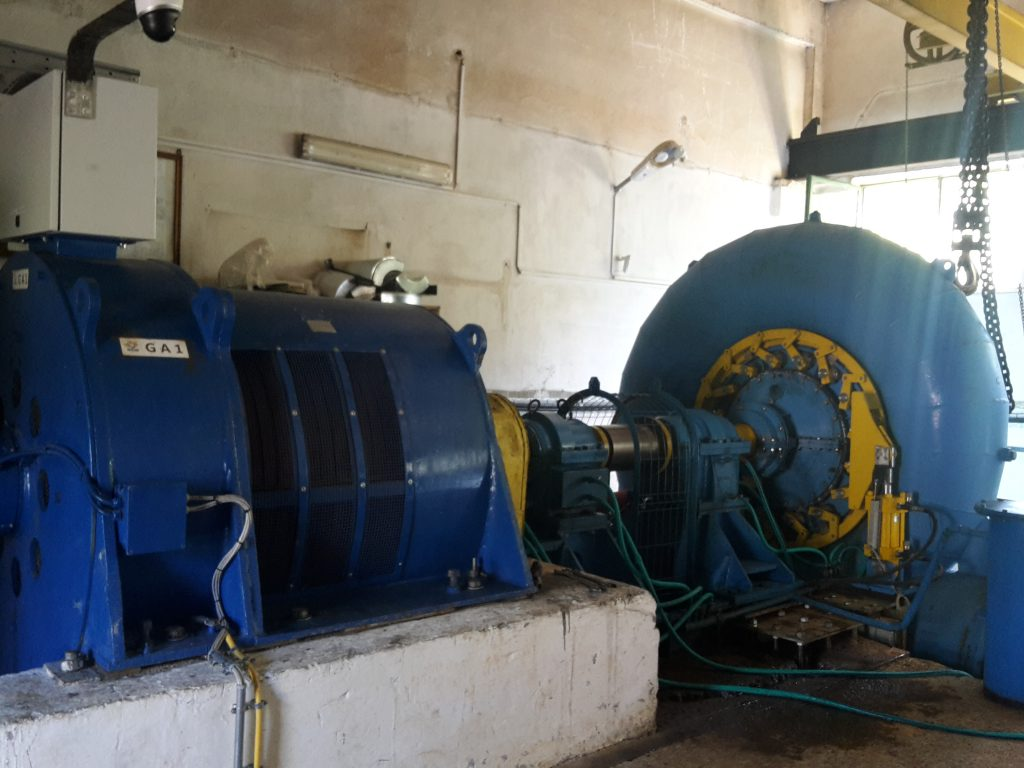 1. Hydro Power Plant Project – 1.260 MW