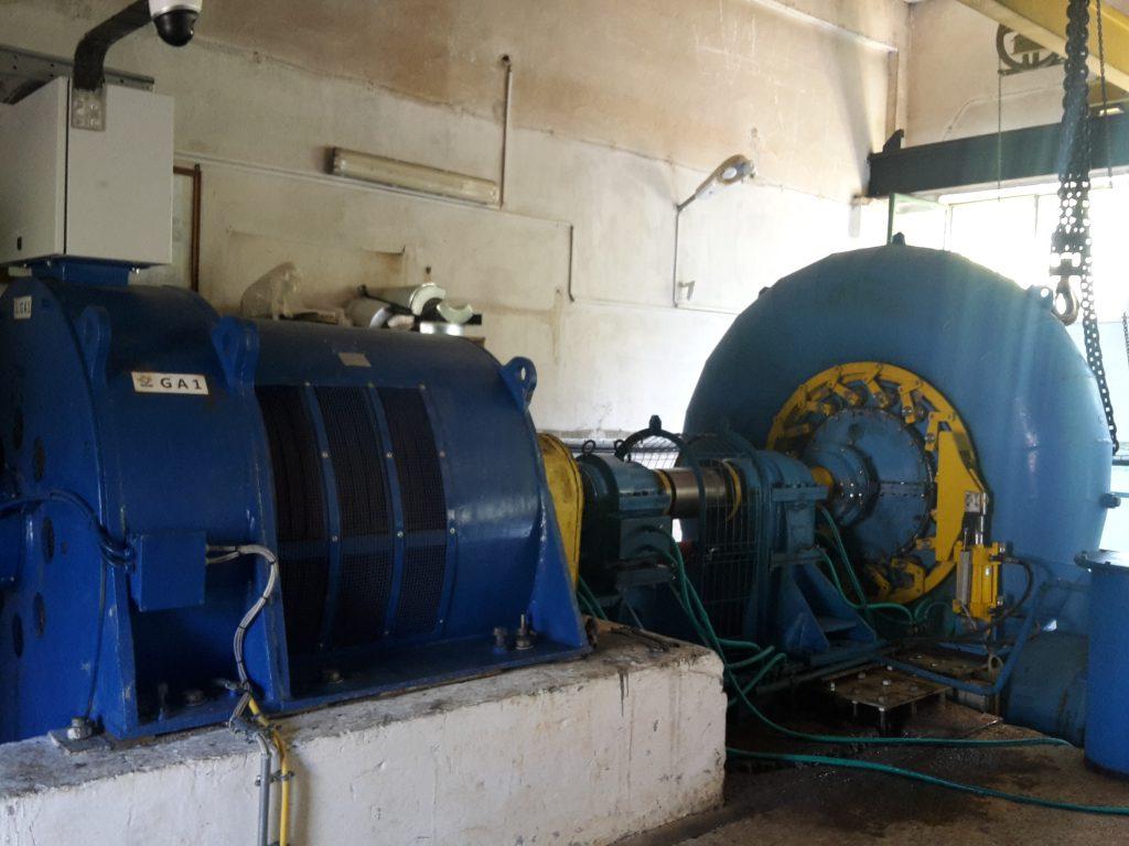 1. Hydro Power Plant Project – 1.260 MW